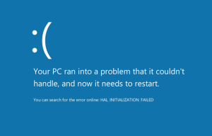 data recovery from logical disk defects, blue screen, UNMOUNTABLE_BOOT_VOLUME 0x000000ED, the computer doesn't boot